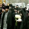 12 марта 2014 года - состоялось погребение новопреставленной схиигумении Георгии (Федотовой)