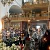 12 марта 2014 года - митрополит Георгий совершил чин отпевания схиигумении Георгии (Федотовой)