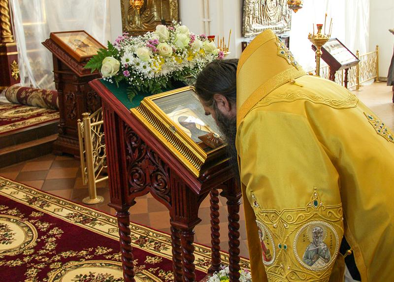 22 мая 2015 года - Празднование дня Святителя Николая в обители
