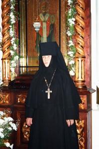 Игуменья Георгия (Федотова)