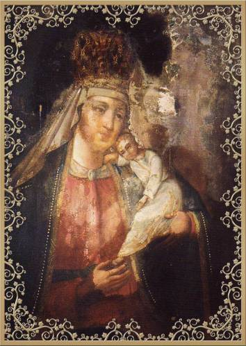 Икона Божией Матери ''Избавление от бед страждущих''