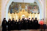 17 апреля 2012 года - настоятельница монастыря игумения Георгия (Федотова) удостоена медали св. блгв. князя Георгия Всеволодовича