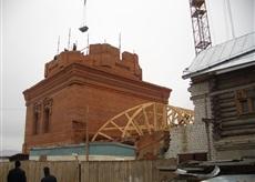 В декабре состоится освящение Никольского храма