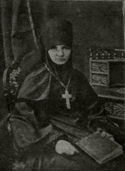 Игуменья Мария