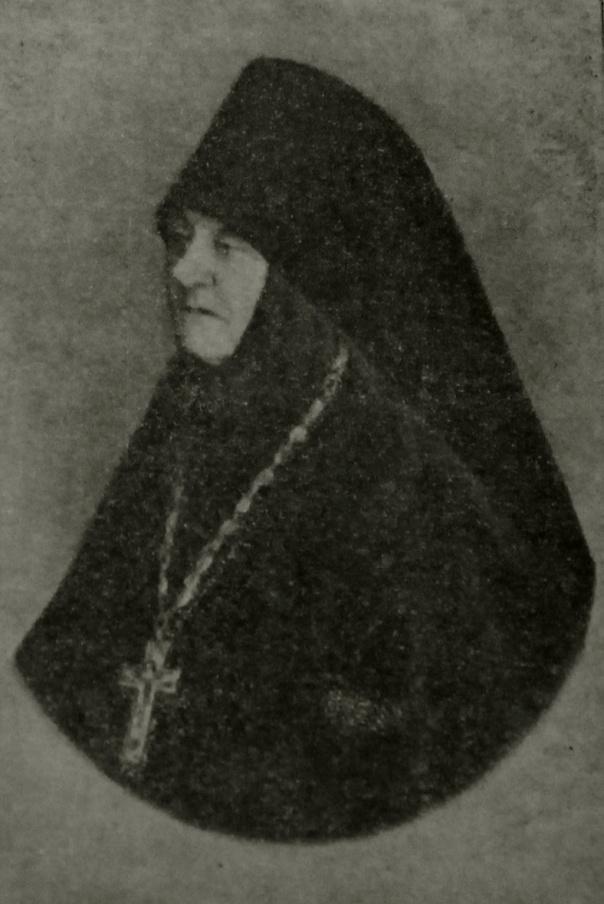 Игумения Паисия