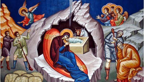 Рождество Христово на Высокой горе