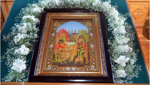 07 июля 2016г. Празднование Престольного Праздника В монастырском скиту в честь Рождества Крестителя Господня Иоанна.