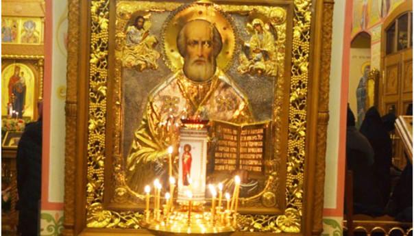 18-19 декабря 2016 г. в нашей обители Престольный праздник Иже во святых отца нашего Николая, архиепископа Мир Ликийских, чудотворца.