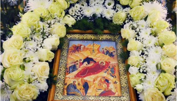 06-07 января 2017г. Празднование Христова Рождества в обители