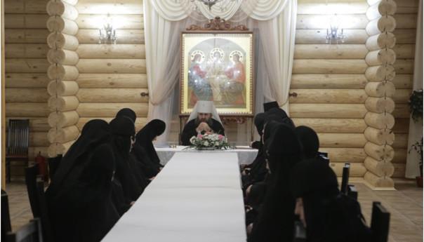 20 января 2017 года состоялась беседа Владыки Георгия