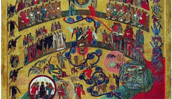 19.02.2017г. в Неделю мясопустную, о Страшном суде