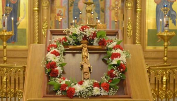 19.03.2017г. Неделя 3-я Великого Поста, Крестопоклонная