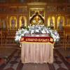 14-15 апреля 2017г. Ночная служба Великой Субботы с чином Погребения Господа нашего Иисуса Христа