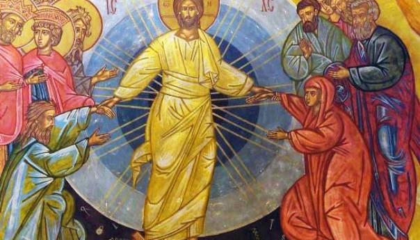 16.04.2017 - Христос Воскресе! Воистину Воскресе!