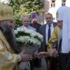 13 августа 2017 Святейший Патриарх Московский и всея Руси Кирилл совершил Божественную литургию в Арзамасе