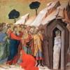 31 марта 2018. Воскрешение Св. прав. Лазаря