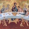 05.04.2018г. Великий четверг. Тайная Христова Вечеря.
