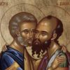 12.07.2018 День памяти первоверховных апостолов Петра и Павла