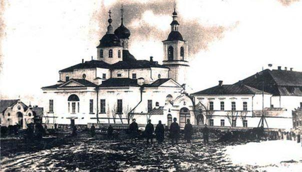 Фотографии Николаевского монастыря