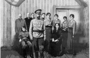 К 100-летию со дня кровавого злодеяния убийства царской семьи посвящается…