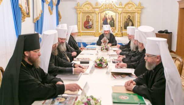 ОБРАЩЕНИЕ Священного Синода Украинской Православной Церкви
