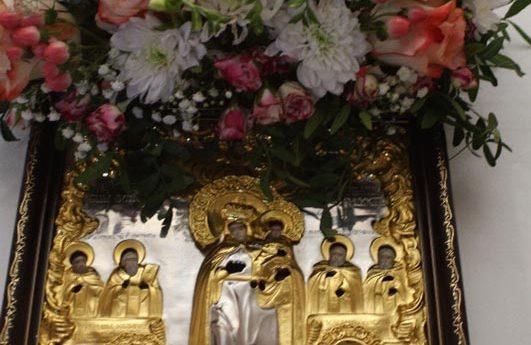 06.11.2018г. Празднование иконы Божией Матери «Всех скорбящих радосте»