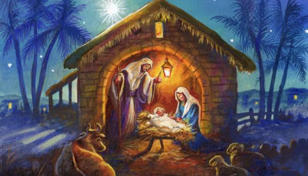 07.01.2019 г. Рождество Господа Бога и Спаса нашего Иисуса Христа
