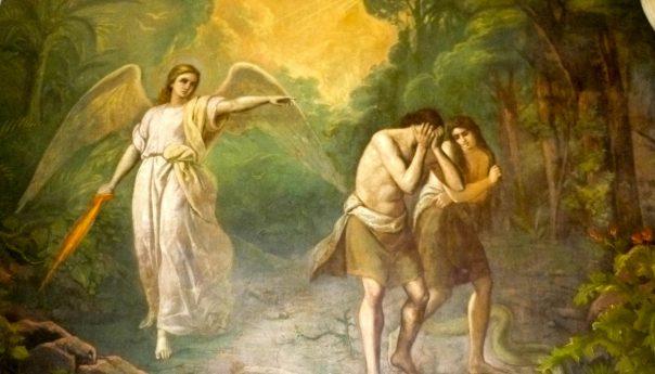 10.03.2019 Адамово изгнание из Рая. Прощеное воскресенье