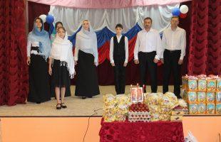 Празднование Пасхи Христовой в Детской Воспитательной колонии на Высокой горе