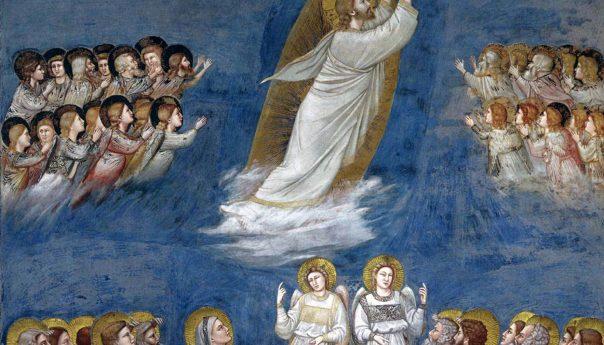 О Вознесении Господнем и Пятидесятнице