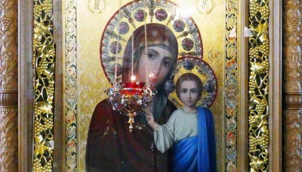 21 июля 2019 года. Празднование в честь Казанской иконы Божией Матери