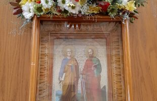 12 июля 2019 года. Празднование в честь славных и всехвальных апостолов Петра и Павла.