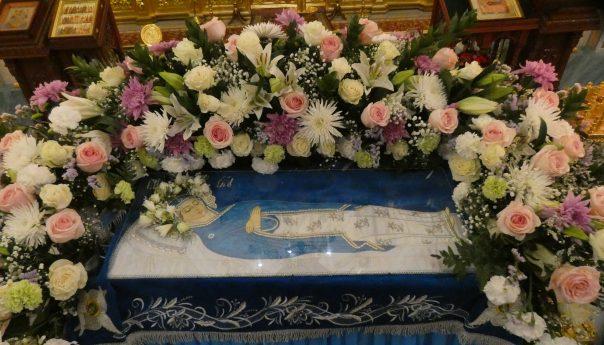 28 августа 2019 года. Праздник Успения Пресвятой Владычицы нашей Богородицы и Приснодевы Марии