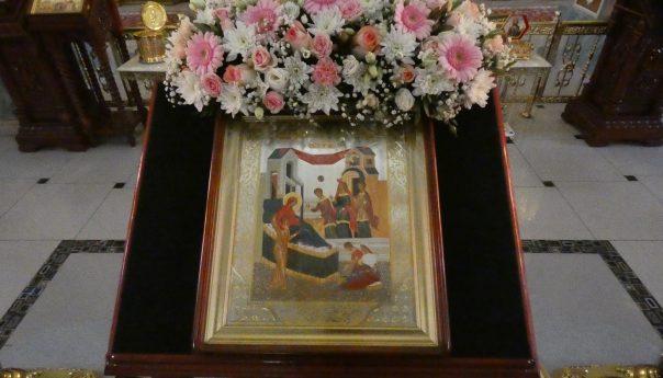 21 сентября 2019г. Рождество Пресвятой Владычицы нашей Богородицы и Приснодевы Марии