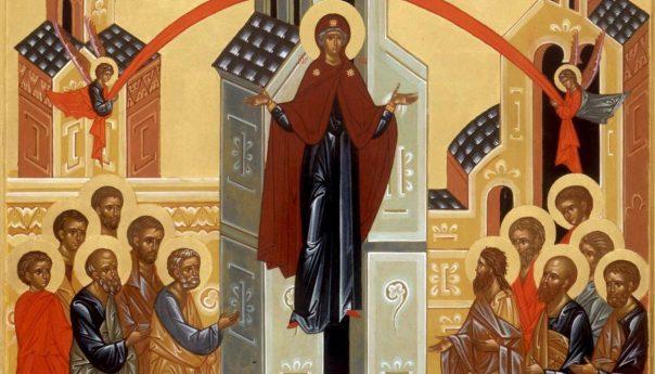 14 октября 2019 г. Покров Пресвятой Владычицы нашей Богородицы и Приснодевы Марии