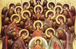 21 ноября 2019 г. Собор Архистратига Михаила и прочих Небесных Сил бесплотных