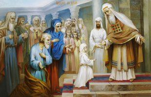 04 декабря 2019 г. Введение во храм Пресвятой Владычицы нашей Богородицы и Приснодевы Марии