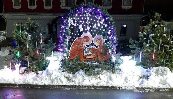 7 января 2020 года Рождество Господа и Спаса нашего Иисуса Христа
