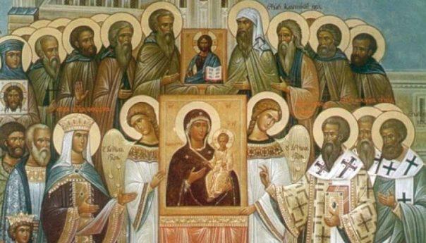 08 марта 2020 г. Неделя 1-я Великого поста. Торжество Православия