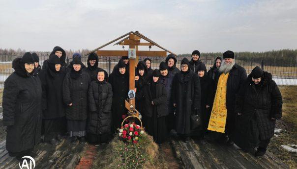 10 марта 2020 года 6 лет назад почила о Господе наша Матушка Игумения Георгия (Федотова)