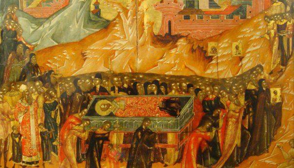 22 мая 2020 Перенесения мощей святителя и чудотворца Николая из Мир Ликийских в Бар (1087)