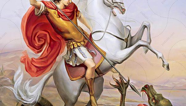 06.05.2020 Великомученик и Победоносец Георгий