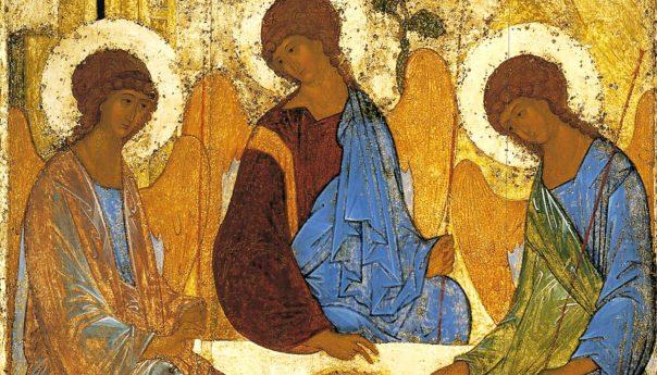 07.06.2020 Пятидесятница. День Святой Троицы