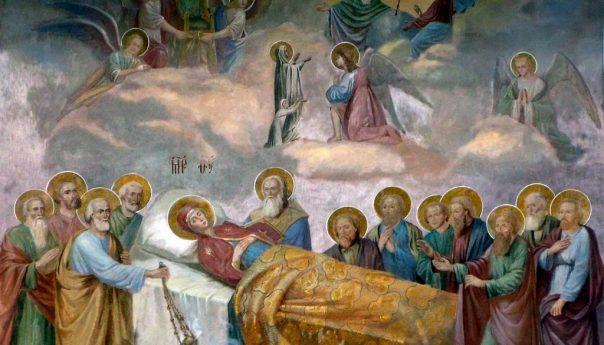 28 августа 2020 г. Успение Пресвятой Владычицы нашей Богородицы и Приснодевы Марии