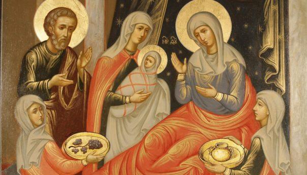 21 сентября 2020 г. Рождество Пресвятой Владычицы нашей Богородицы и Приснодевы Марии