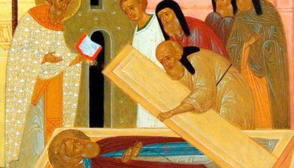 8 октября 2020 г. Память преставления преподобного Сергия, игумена Радонежского и всея России чудотворца