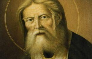 15 января 2021 г. Преставление (1833) и второе обретение мощей (1991) прп. Серафима Саровского чудотворца