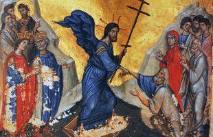 01.05.2021 Великая Суббота. Сошествие во ад Господа нашего Иисуса Христа