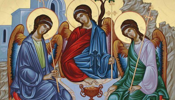 20.06.2021 Пятидесятница. День Святой Троицы