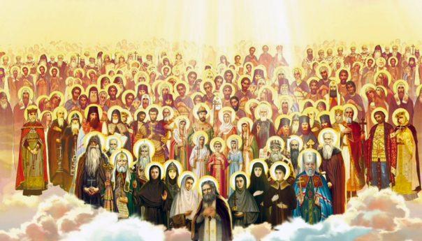 27 июня 2021 Собор Всех святых. Неделя 1-я по Пятидесятнице